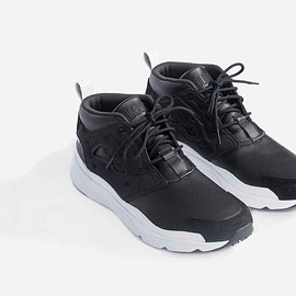 Reebok, Publish - Furylite Chukka - Black/White