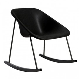 Inno kola - Kola light rocking chair, black