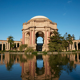 San Francisco,CA - Palace of Fine Arts