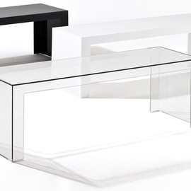 tokujin yoshioka - the invisibles light 2012 collection for kartell