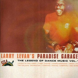 Larry Levan - Larry Levan's Paradise Garage - The Legend Of Dance Music Vol. 1 (3LP)