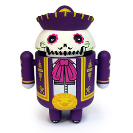 Andrew Bell - ANDROID MINI SPECIAL EDITION - CALAVEROID