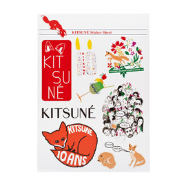 Kitsune - STICKERS KITSUNÉ 10 YEARS