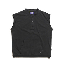 THE NORTH FACE PURPLE LABEL - High Bulky N/S Tee-CH