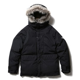 THE NORTH FACE PURPLE LABEL - <MEN>THE NORTH FACE PURPLE LABEL for Pilgrim Surf+Supply / 65/35 SEROW DOWN JK