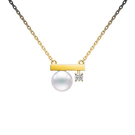 TASAKI - Petit balance necklace