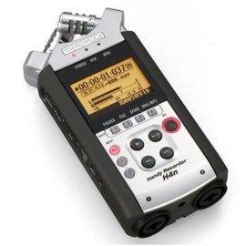 ZOOM - H4n Handy Portable Digital Recorder