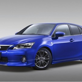 LEXUS - CT 200h F-SPORTS