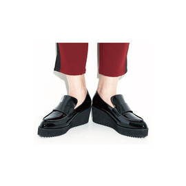SLY - WEDGE LOAFERS