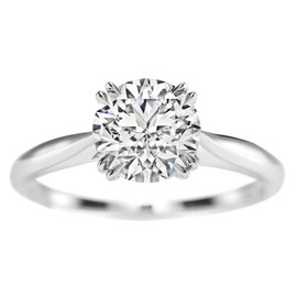 Harry Winston - Round Brilliant Solitaire