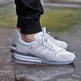 adidas originals - NEIGHBORHOOD × ADIDAS ORIGINALS NH ZX 500 OG WHITE/SUPPLIERCOLOUR/GREY