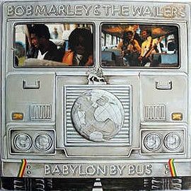 Bob Marley & The Wailers - Babylon By Bus (Vinyl,LP)