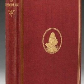 "Lewis Carroll - ""Alice's Adventures in Wonderland"" 1st Edition"