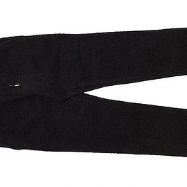 MOEVE AND MORROW KINTWEARTS - Heavy Fleece Pants-Navy