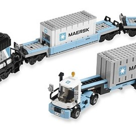 LEGO - 10219-1: Maersk Train