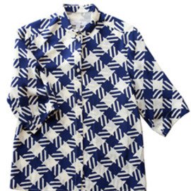 karen walker - JP Shirt (navy/cream)