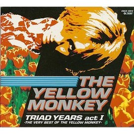 THE YELLOW MONKEY at TOKYO DOME 【DVD】