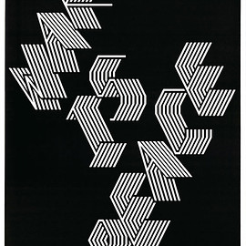 Melvin Galapon - 1984 - Print Club London Screen Print