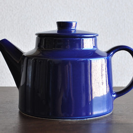 ARABIA - KILTA Tea Pot Blue