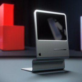 Apple - Macintosh meets iPad Air / concept