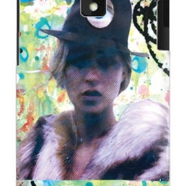 SECOND SKIN - Code;C「The Oracle」 / for  HTC J ISW13HT/au