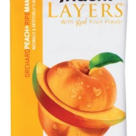 Trident - Layers Gum Orchard Peach and Ripe Mango