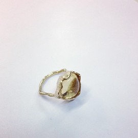 conoa - frozen jewelry ring