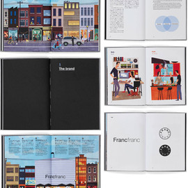 Winkreative - AD for Francfranc Brand Book