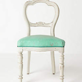 Anthropologie - Olmo Chair, Turquoise