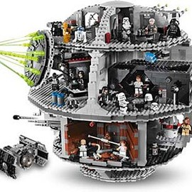 LEGO - STAR WARS DEATH STAR