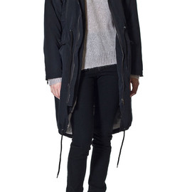 CHEAP MONDAY - Prim parka black