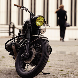 CRD (Cafe Racer Dreams) - BMW R90/6