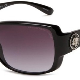 MARC BY MARC JACOBS -  MMJ 179 sunglasses (Shiny Black w/ Gray Gradient Lens)