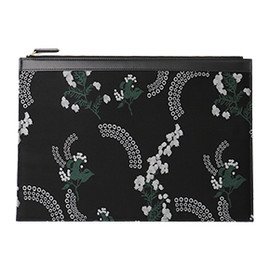 mame - Lily Bell Jacquard Clutch Bag