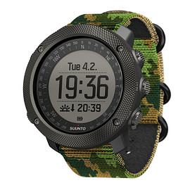 SUUNTO - TRAVERSE ALPHA WOODLAND