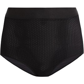 Wolford - Netstation stretch-mesh and jersey control briefs