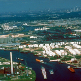 USA - Waterway Huston