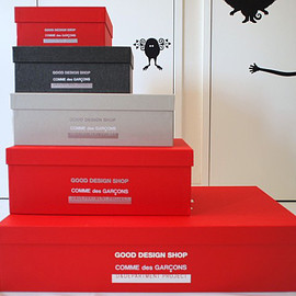 D&Dpartment COMME des GARCONS shoes box