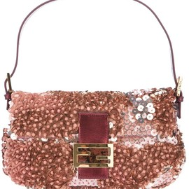 FENDI - embellished mini 'Baguette'