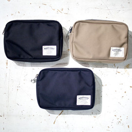WONDER BAGGAGE - WONDER BAGGAGE ワンダーバゲージ pouch ポーチ