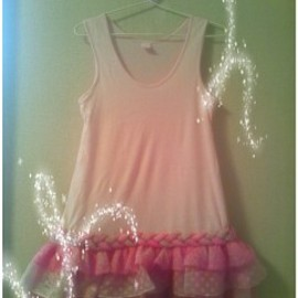 Lily - *Lily*tuille dress