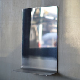 BOLTS HARDWARE STORE - INDUSTRIAL MIRROR