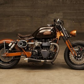 Bonneville - Special Essentia by Officine GP Design