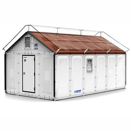 Ikea - flat-pack refugee shelters