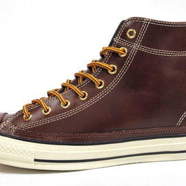 CONVERSE - LEATHER ALL STAR OILED HI 「LIMITED EDITION for STAR SHOP」