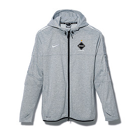 F.C.R.B. - F.C.R.B. DRI-FIT KNIT FLEECE HOODY