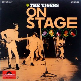 THE TIGERS - ON STAGE  LP