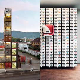FREITAG - Shipping Container Shop