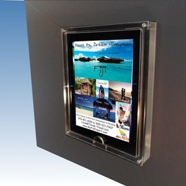 newPCgadgets & newMacgadgets - iPad 2 Wall Mount Display