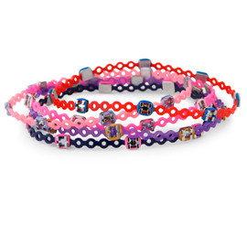Braced Lets - 5 Set Bracelet